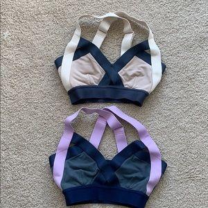 Aritzia community sports bras